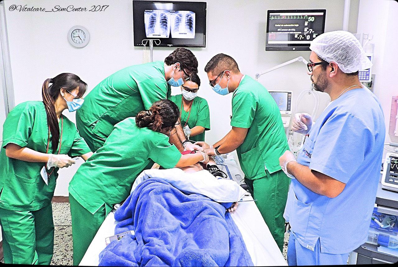 Course Image Diplomado en Reanimación, Medicina Crítica y Cuidado Intensivo para Profesionales Lunes